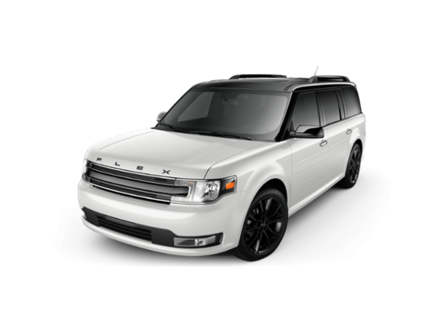 New 2019 Ford Flex SEL Sport Utility in Shelby, OH